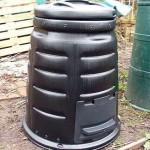 bin composting
